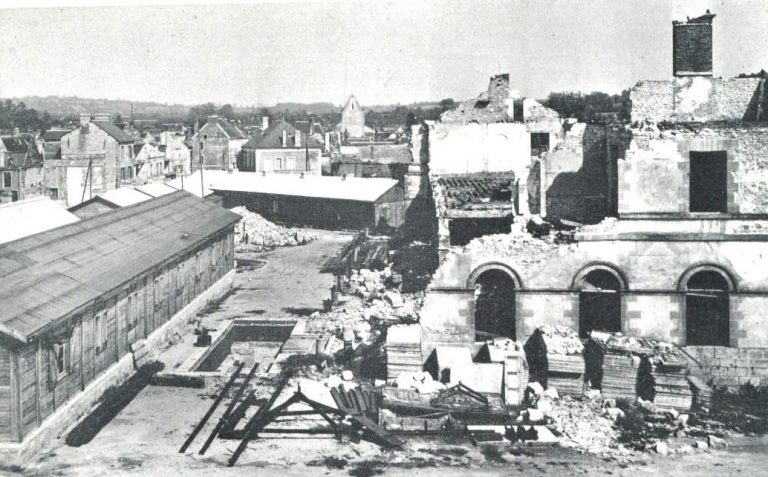 Décès de Michel POULLAIN, témoin de la catastrophe du 18 septembre 1944