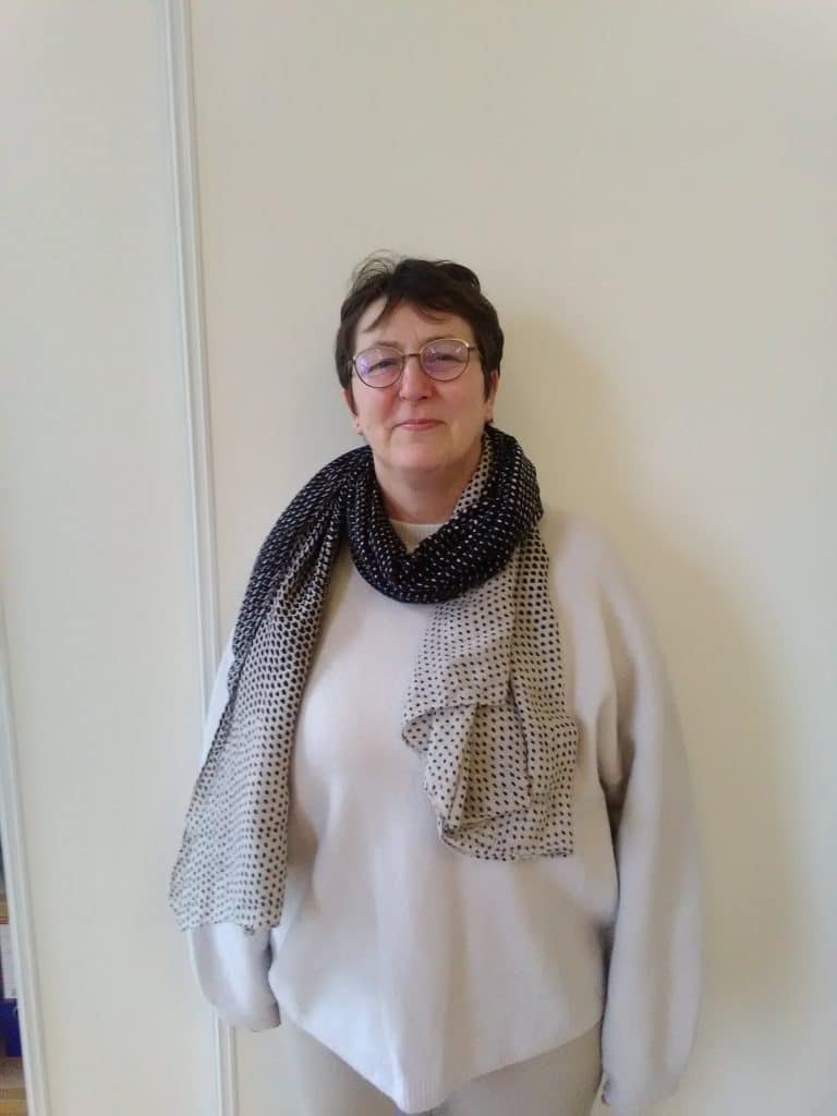 Marie-Odile BOUVIER