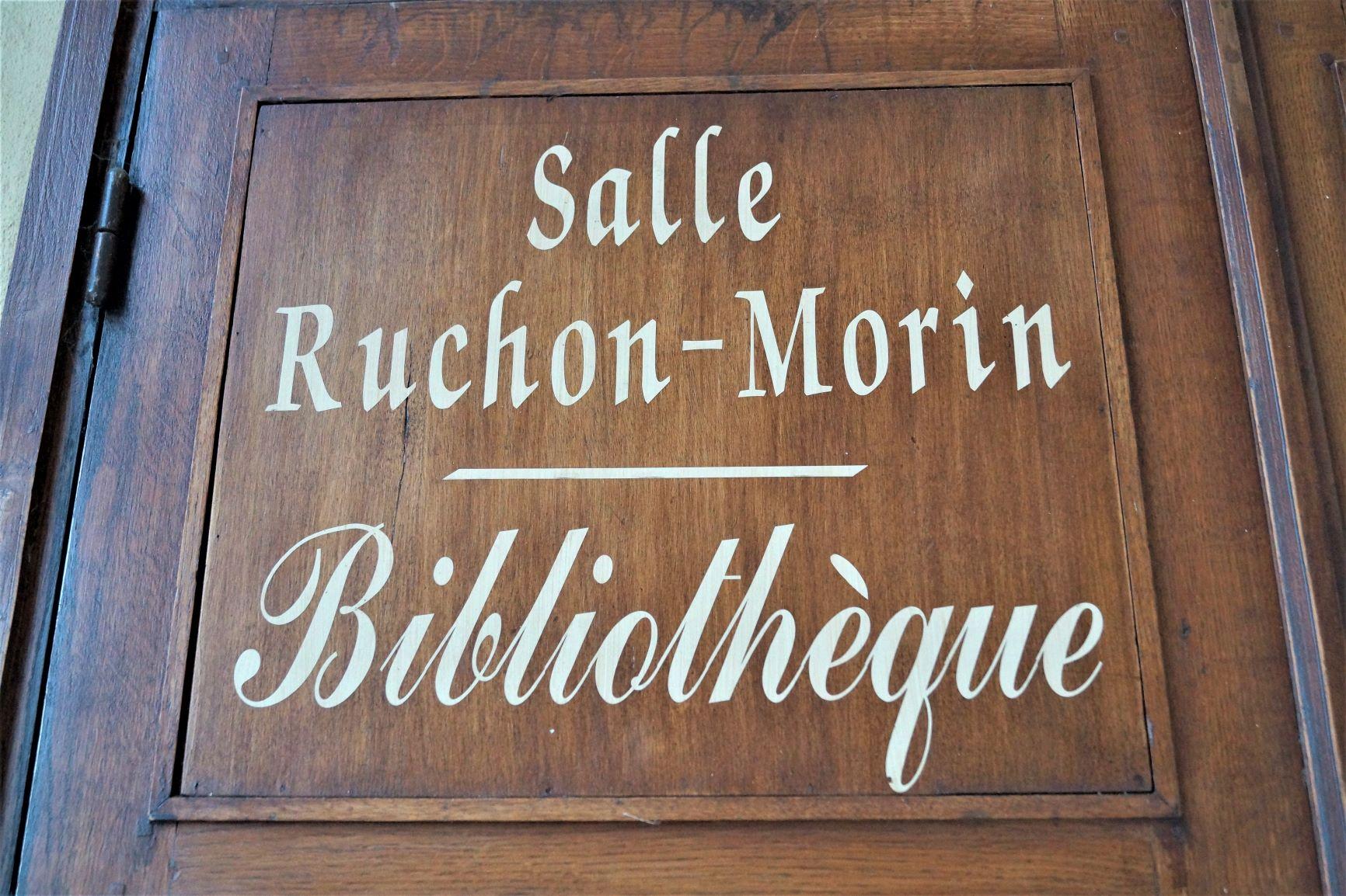 La Médiathèque – Musée Ruchon-Morin