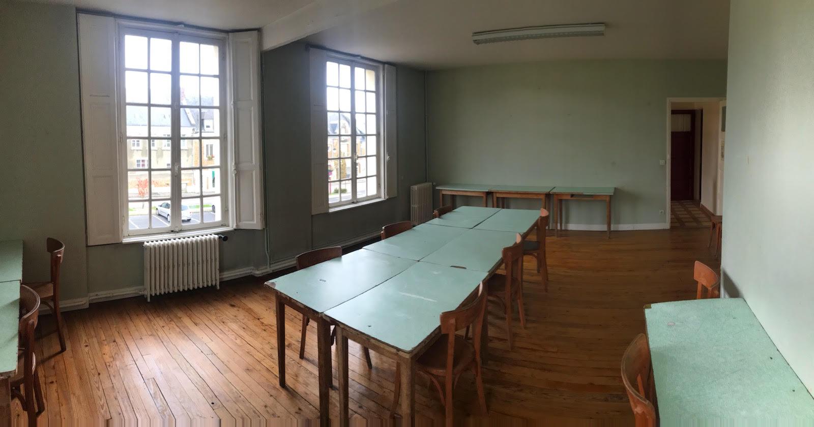 La petite salle