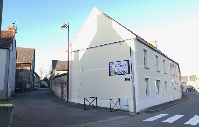 Ecole Saint-Joseph : Départ en retraite d'Agnès LEFOULON