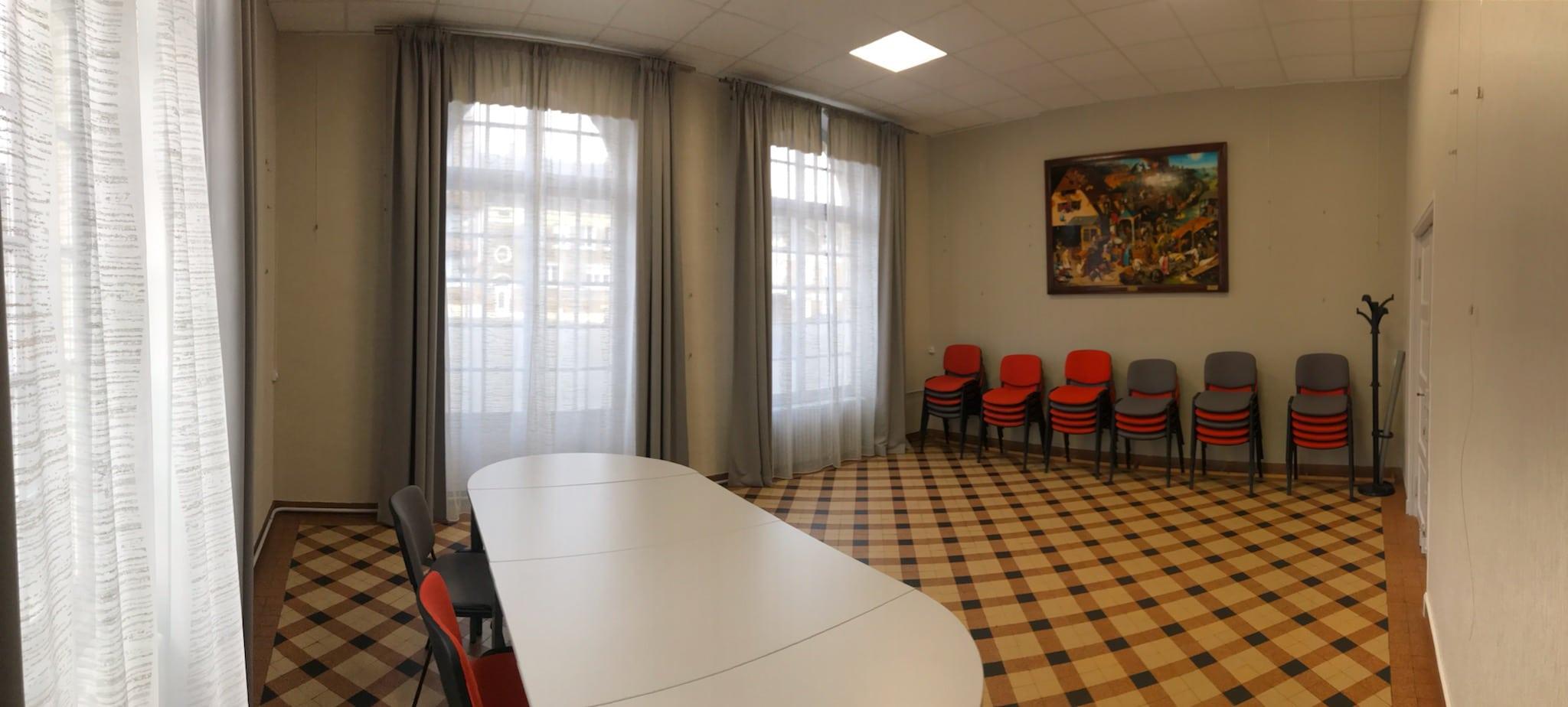 La salle des associations