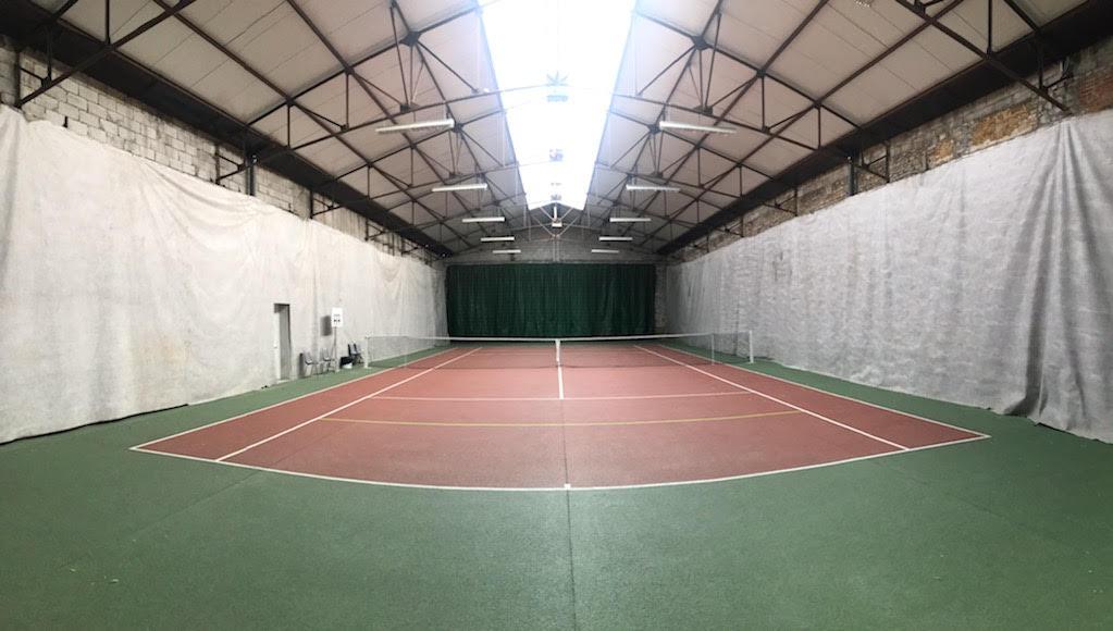La salle des sports