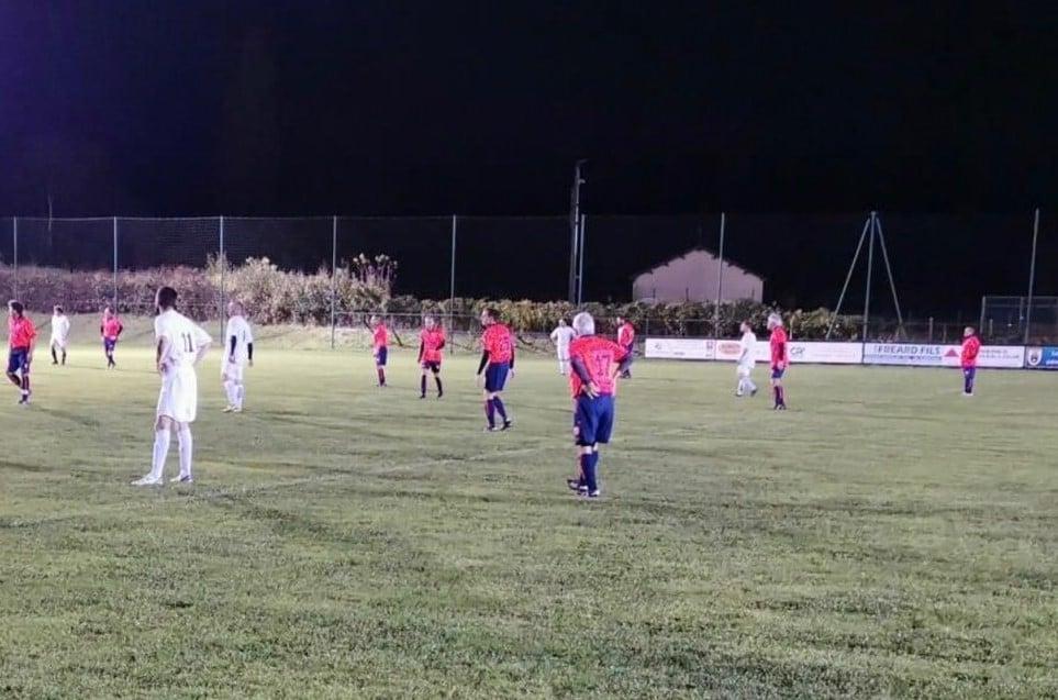 ASMN Football – Match