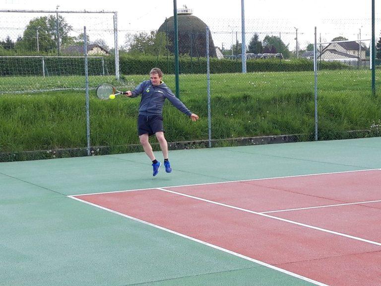 Tennis – Seniors Hommes – Match