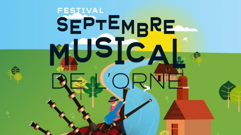«Septembre Musical de l'Orne», samedi 4 septembre au Merlerault