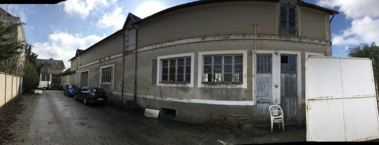 Ancienne Laiterie Deschamps : Les travaux de déconstruction démarrent à partir du 6 septembre